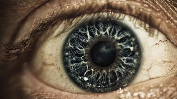 Med thumb insomnia eye