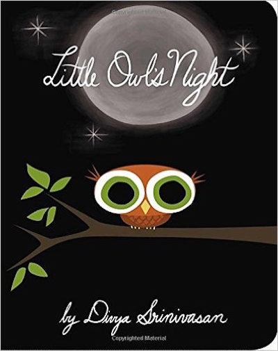 Little owl night