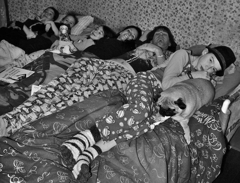 Hippie Household