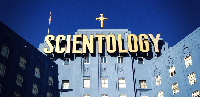 Scientology Headquarters in Clearwater, FL