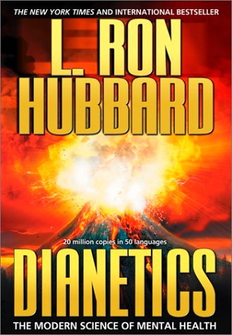 Dianetics Cover