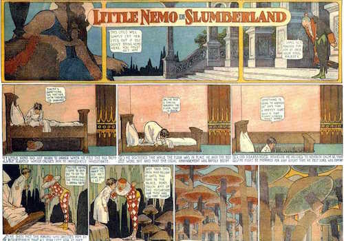 Little nemo bed sinking