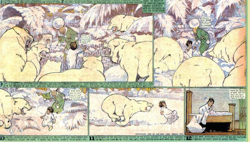 Little nemo polarbears