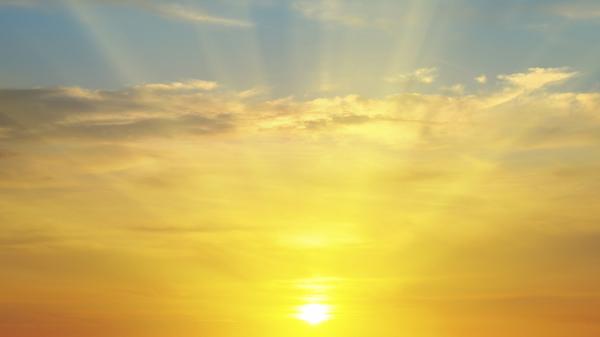 Med thumb sunrise