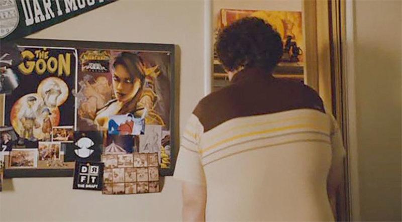 Superbad Movie Bedroom
