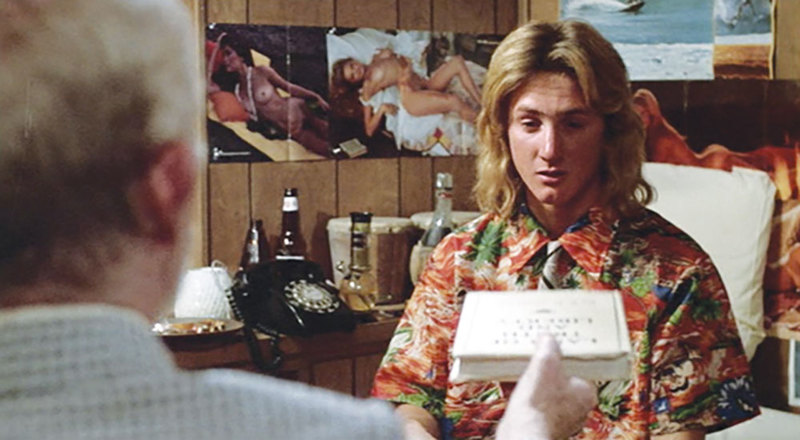 Fast Times at Ridgemont High Bedroom