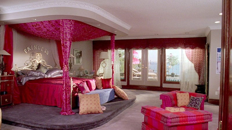 Mean Girls Regina George Bedroom