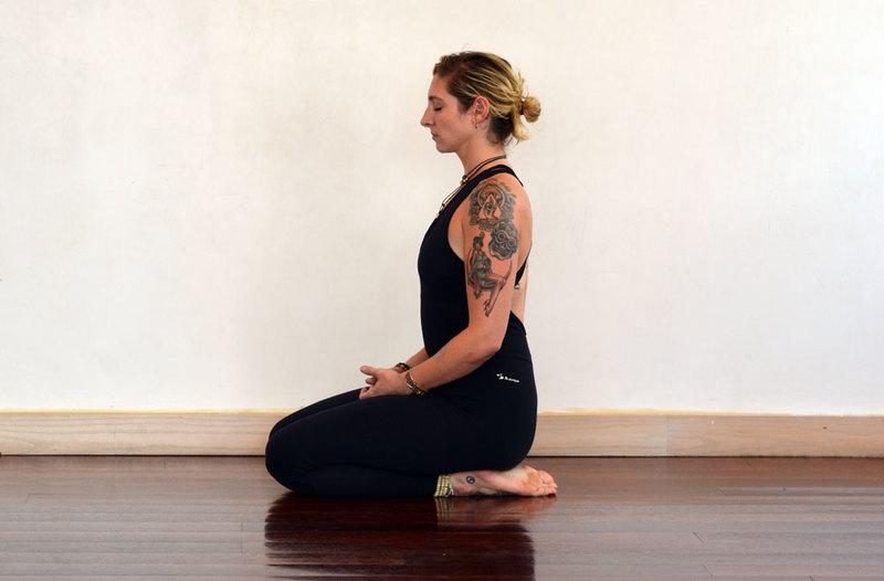 Final Yoga Pose