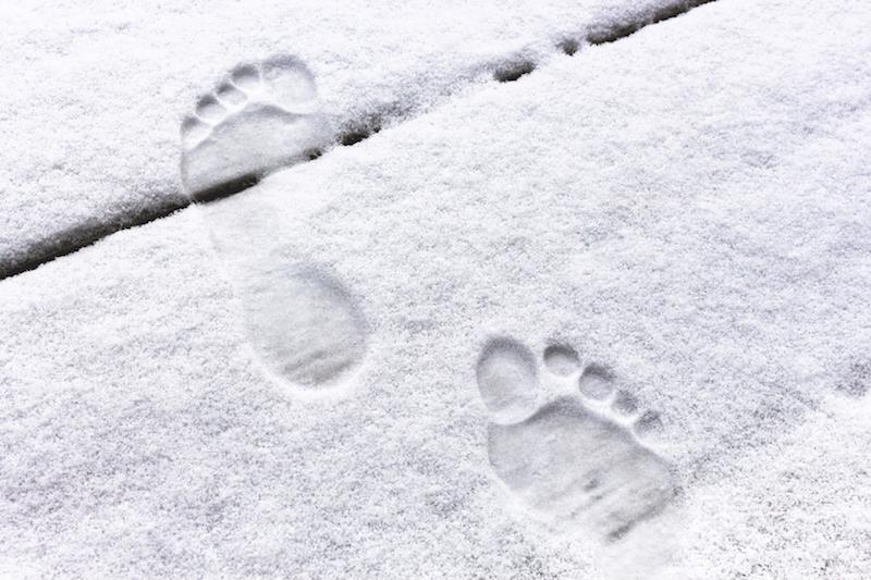 snow feet venezuela