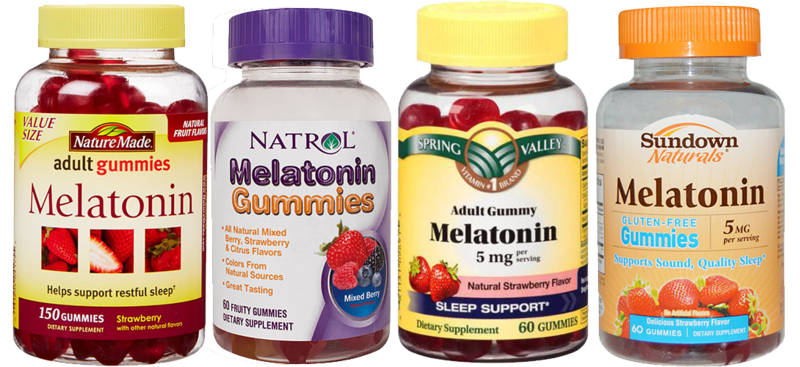Dark Side of Melatonin Gummies
