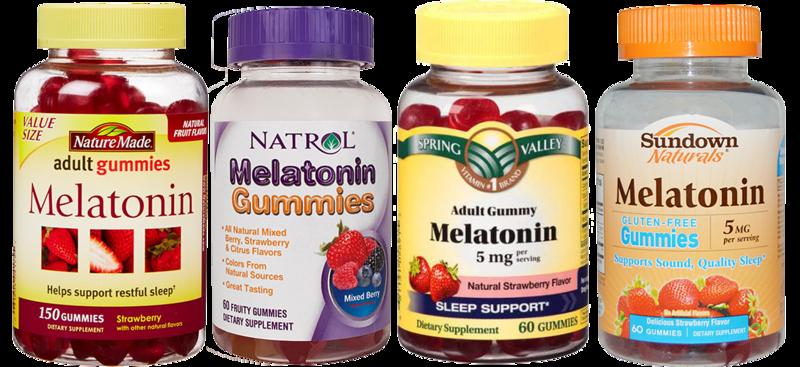 Bilderesultat for melatonin