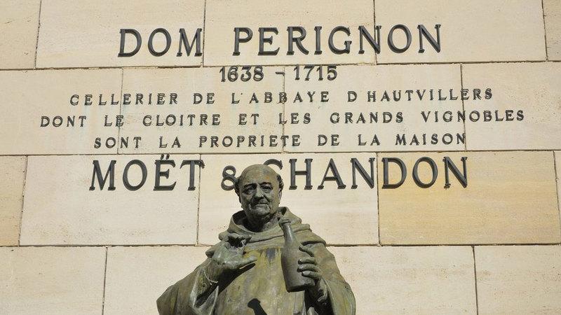 The Real Dom Perignon