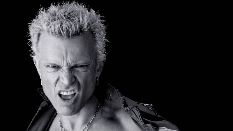 Billy Idol Hotel Wrecker