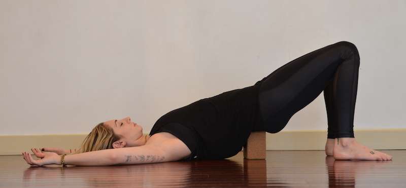 SupportedBridgepose_yogaforsleep