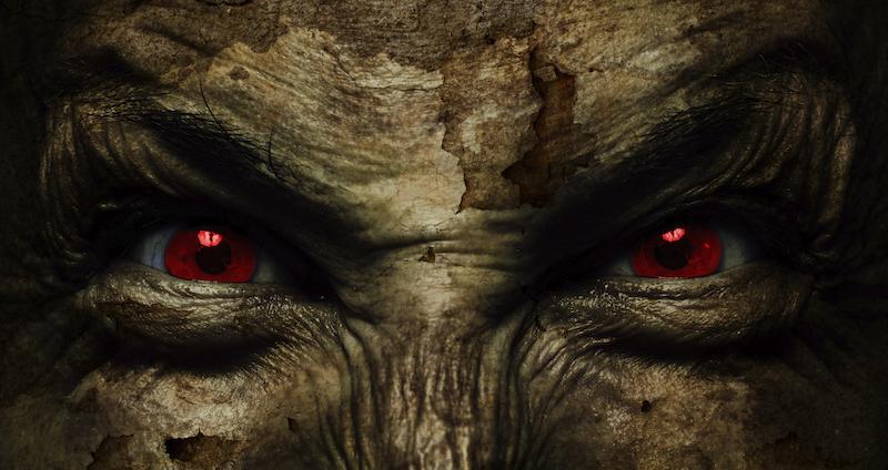 Demon Eyes_SleepParalysis Demon Vanquisher