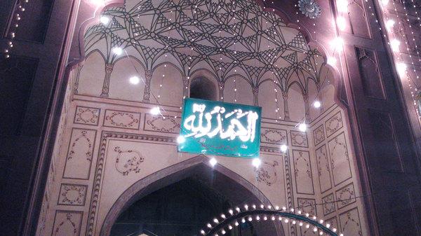 Med thumb badshahi mosque lahore