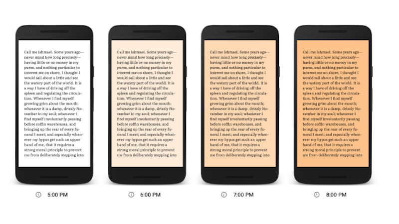 GooglePlayBooksGradient Shift