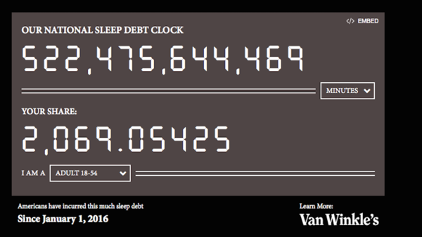 Med thumb sleep debt clock feature layout main