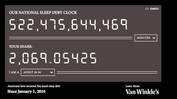 Med thumb sleep debt clock feature layout main