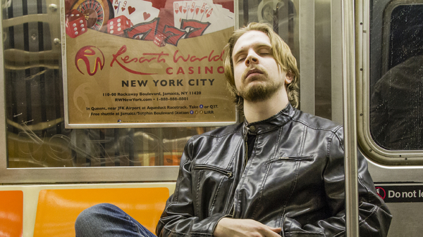Med thumb sleeping on subway cropped 2