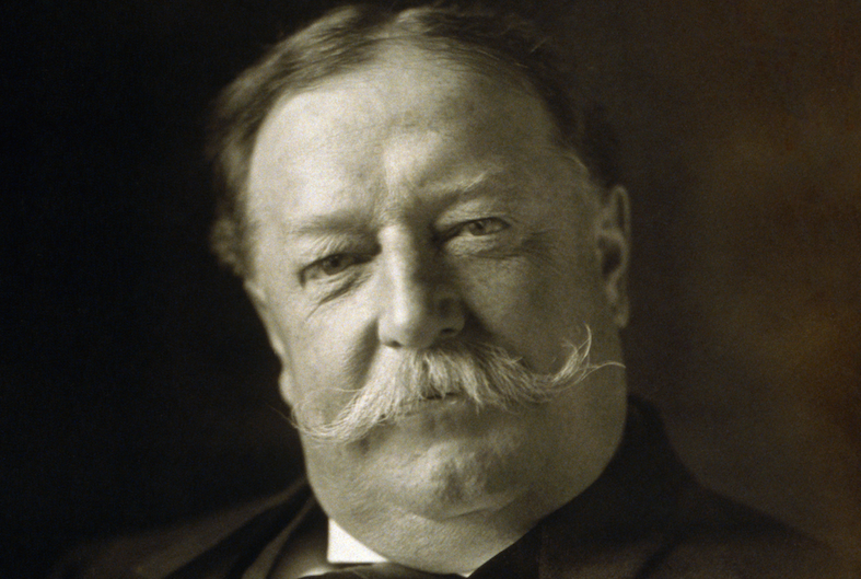 William Howard Taft_Presidential Sleep