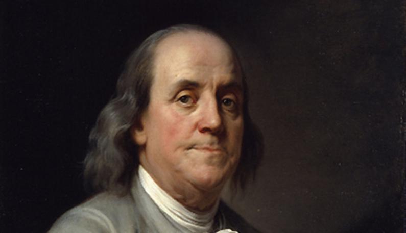 Ben Franklin_Thinkers