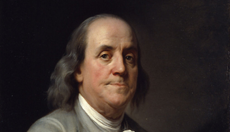 Ben Franklin_Thinkers