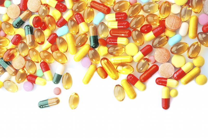 Pills-VitaminB6