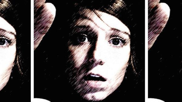 Med thumb sleep dread collage