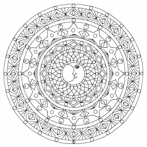 The Mandala_Colormetosleep