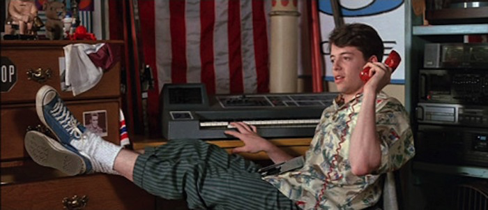 Image result for ferris bueller bedroom