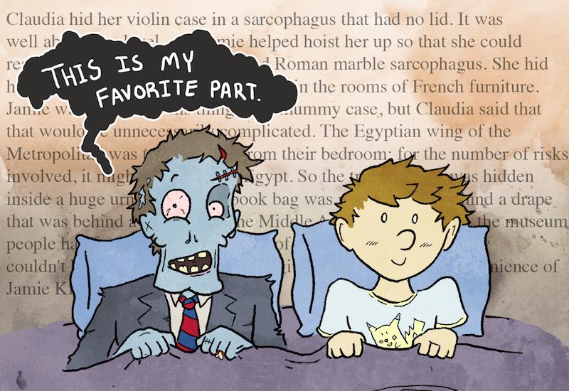 Zombie Cartoon 3