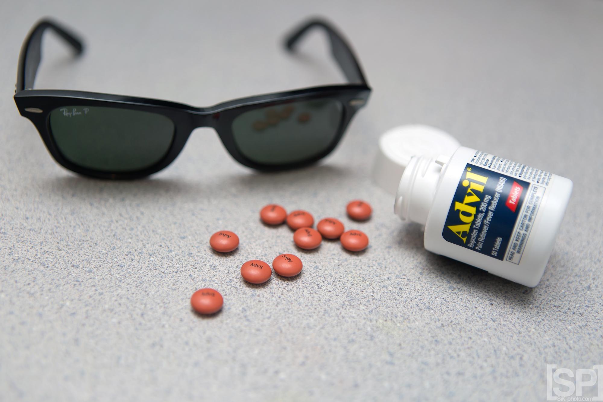 Advil sunglasses